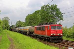 DB 155 015-1. Ahlten 09.05.2014.