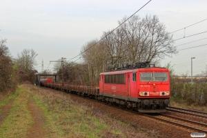 DB 155 252-0. Ahlten 21.03.2014.