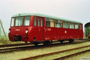 DR 171 843-6. Putlitz 28.03.1991.