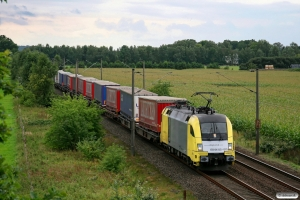 TXL ES 64 U2-010 med DGS 40566. Ramelsloh 15.09.2012.