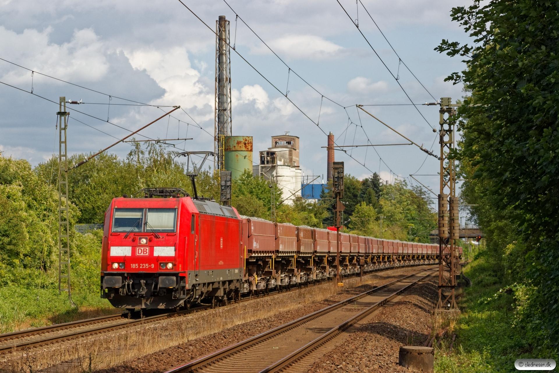 DB 185 235-9. Misburg 13.08.2019.