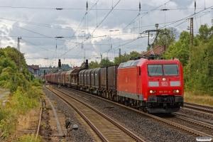 DB 185 011-4. Banteln 13.08.2019.