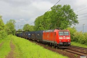 DB 185 060-1. Ahlten 09.05.2014.