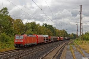 DB 185 084-1. Banteln 13.08.2019.