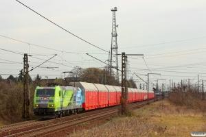 DB 185 152-6. Ahlten 21.03.2014.