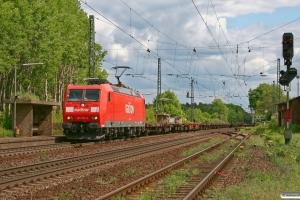 DB 185 176-5. Radbruch 16.05.2009.