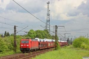 DB 185 233-4. Ahlten 09.05.2014.