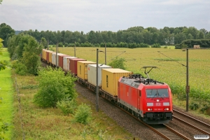 DB 185 366-2. Ramelsloh 15.09.2012.