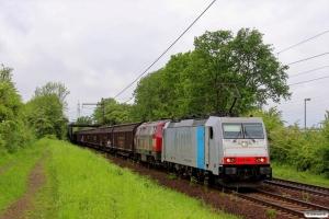OHE E 186 136+200087. Ahlten 09.05.2014.