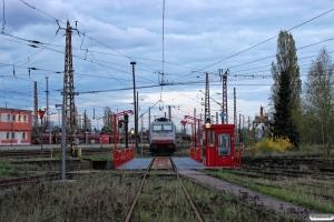 ITL E 186 137. Frankfurt (Oder) 13.04.2017.