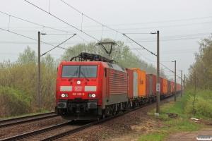 DB 189 016-9. Hamburg-Moorburg 26.04.2013.