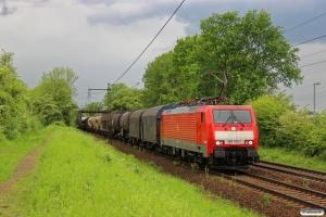 DB 189 100-1. Ahlten 09.05.2014.