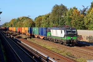 ELOC 193 224. Hamburg-Hausbruch - Hamburg Unterelbe 11.10.2015.