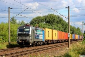 EVB 193 806. Hamburg-Moorburg 09.08.2013.
