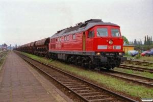 DB 232 376-4. Haldensleben 11.08.2000.