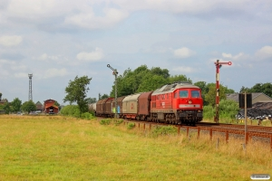 DB 232 469-7 med EZ 47409. Langenhorn 03.08.2014.