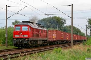 DB 233 478-7. Hamburg-Moorburg 15.08.2008.
