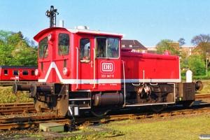 DB 333 047-9. Flensburg 29.04.1989.