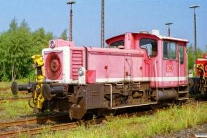 DB 335 227-5. Hamburg-Wilhelmsburg 13.08.2000.
