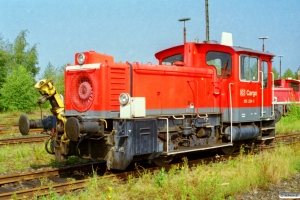 DB 335 228-3. Hamburg-Wilhelmsburg 13.08.2000.