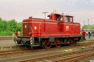 DB 360 150-7. Puttgarden 24.05.2003.