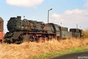 DR 50 3556-3 og 50 3535-7. Salzwedel 29.03.1991.