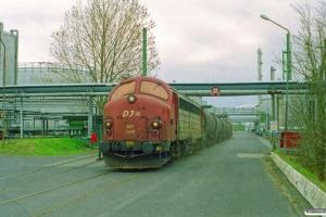 CFLCD MY 1158. Nyborg 03.04.2007.