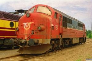 VL MX 101. Padborg 19.08.2007.