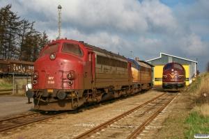 CFLCD MY 1158, NJ M 11 og CFLCD MX 1006. Padborg 16.03.2008.