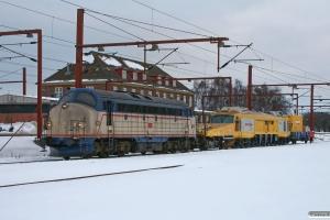 CFLCD MY 1146+Schweerbau skinnefræser+Kls som CM 6154 Pa-Rg. Padborg 21.02.2010.