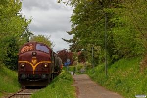 CFLCD MX 1029+6 tankvogne. Nyborg 02.05.2019.