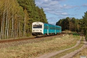 ARP MR/D 68 som Os 55175. Wierzchucin Stary - Cekcyn 11.04.2017.
