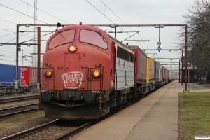 RCDK MY 1122 med vogne fra DGS 40562. Padborg 14.04.2013.