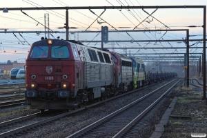 STAB MZ 1425+RCDK MY 1134+BLDX MX 1019 med RB 6626 Pa-Rg. Odense 06.12.2016.