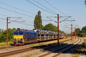 BRLL T66K 714 med RG 6012 Vm-Rg. Marslev 08.06.2018.