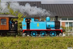 East Lancashire Railway Gothenburg 32. Odense 18.05.2019.