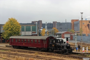 DSB Hs 415+CLE 1678. Odense 18.10.2015.