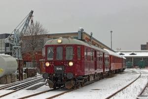DSB MO 1846+B 314+DB 5101 som VM 222201 Od-Tl. Odense 08.11.2016.