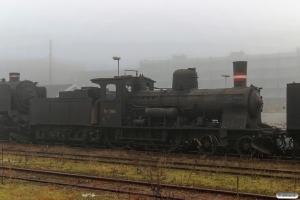 DSB C 708. Randers 18.12.2016.