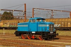 DSB MH 203/DH 440. Padborg 17.03.2018.