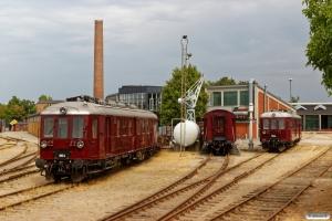 DSB MO 1954 og MO 1846. Odense 08.08.2018.