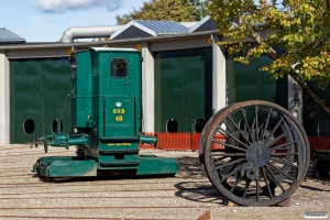 DSB Traktor 48. Odense 25.09.2018.