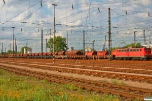 DB 139 562-3. Hamburg-Hohe-Schaar 16.05.2009.