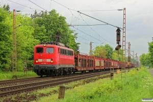 DB 140 590-1. Dörverden - Eystrup 08.05.2014.