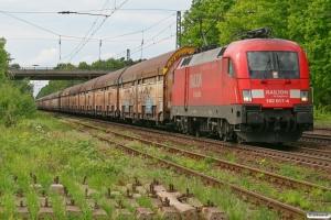 DB 182 017-4. Radbruch 16.05.2009.