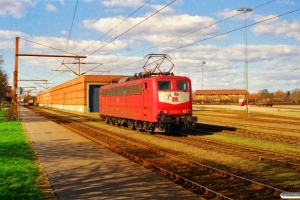 DB 151 131-0. Padborg 05.04.2000.