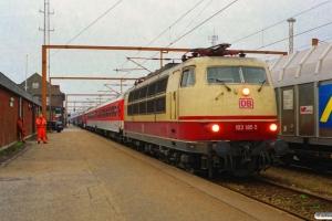 DB 103 185-5 med EN 482. Padborg 19.04.2000.