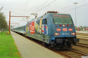 DB 101 138-6 med IP 2185 Fa-Hannover Hbf. Padborg 12.04.2002.