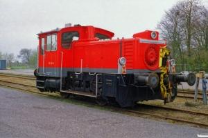 DB 335 160-8. Padborg 23.04.2004.