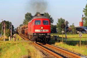 DB 232 589-2 med GD 138606 Tdr-Es. Bredebro 02.08.2015.